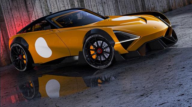 Nissan Z 2021: Biết gì về phiên bản mới trở lại đấu Toyota Supra?