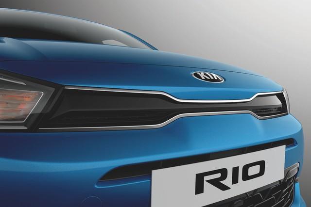 Kia Rio facelift ra mắt: Vỏ cũ ruột mới - Ảnh 6.