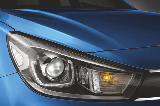 Kia Rio facelift ra mắt: Vỏ cũ ruột mới - Ảnh 7.