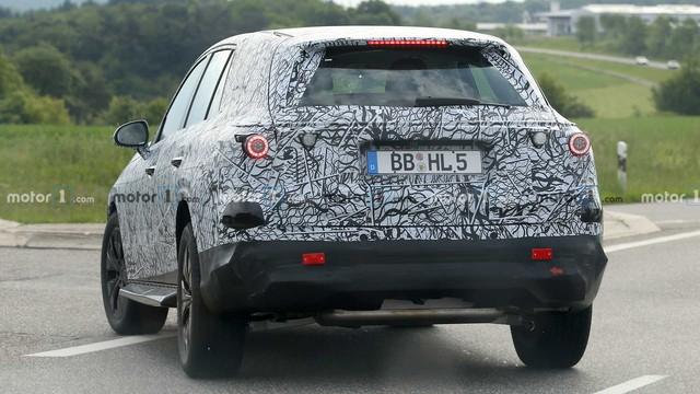 Mercedes-Benz GLC mới lộ mặt với kích thước trội hơn đáng kể - Ảnh 4.