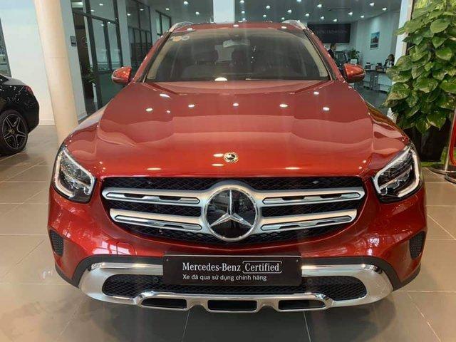 Đại lý vội bán Mercedes-Benz GLC 200 form mới khi vừa trưng bày và chạy chưa được 40km, giá 1,7 tỷ đồng - Ảnh 2.