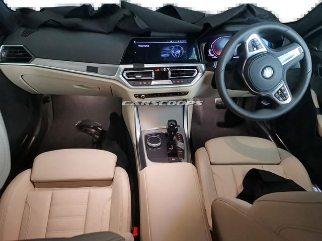 BMW lỡ tay để lộ hình hài 4-Series: Chính là '3-Series cách điệu' với tản nhiệt khổng lồ - Ảnh 3.