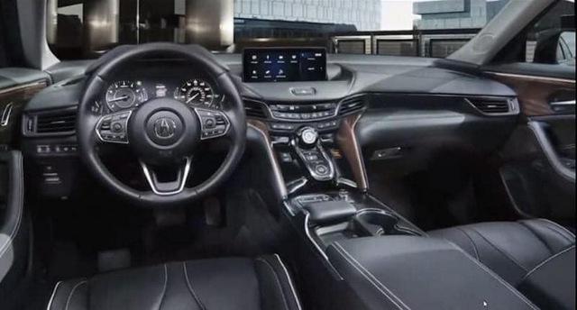 Đây là Acura TLX 2021 - Xe sang Nhật Bản trở lại đấu Mercedes-Benz C-Class, BMW 3-Series và Audi A4 - Ảnh 4.
