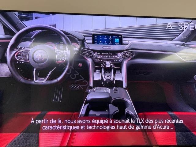 Đây là Acura TLX 2021 - Xe sang Nhật Bản trở lại đấu Mercedes-Benz C-Class, BMW 3-Series và Audi A4 - Ảnh 5.