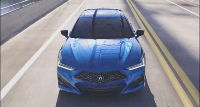 Đây là Acura TLX 2021 - Xe sang Nhật Bản trở lại đấu Mercedes-Benz C-Class, BMW 3-Series và Audi A4 - Ảnh 3.