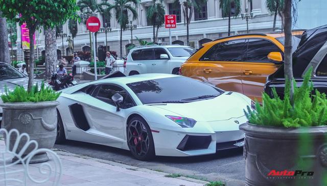 Dàn siêu xe, siêu sang trị giá gần 100 tỷ đồng tụ họp gây náo loạn Sài Gòn - Ảnh 6.