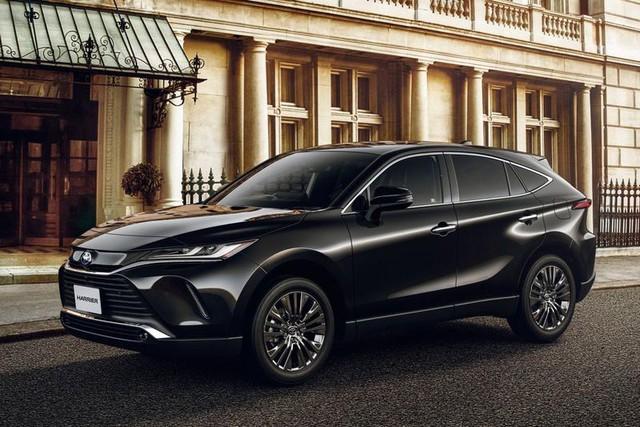 Toyota Việt Nam sắp bán SUV đấu Honda CR-V và đây là 3 lựa chọn tiềm năng nhất - Ảnh 1.