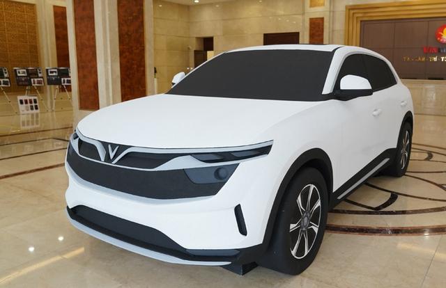 Xe VinFast ngang Honda CR-V bất ngờ lộ diện: Ra mắt tháng 11 tại Mỹ, bán ở nhiều nước, có tuỳ chọn động cơ xăng BMW - Ảnh 3.