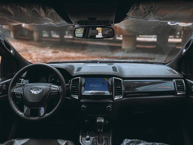 Chào bán hơn 3 tỷ đồng vì đeo biển ngũ quý 5, Ford Ranger ODO 100km vẫn miệt mài tìm chủ nhân mới - Ảnh 3.