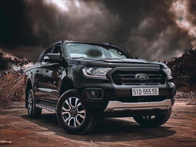 Chào bán hơn 3 tỷ đồng vì đeo biển ngũ quý 5, Ford Ranger ODO 100km vẫn miệt mài tìm chủ nhân mới - Ảnh 4.
