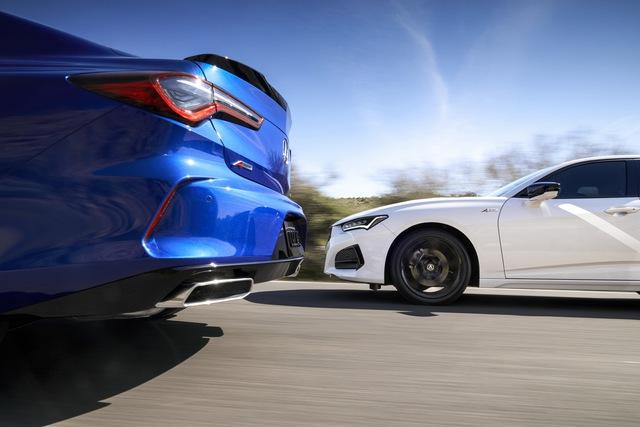 Ra mắt Acura TLX 2021 - Honda Accord hạng sang đấu Mercedes-Benz C-Class  - Ảnh 1.