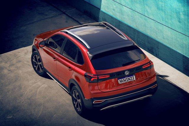 Ra mắt Volkswagen Nivus - SUV Đức đấu Hyundai Kona, Honda HR-V  - Ảnh 7.