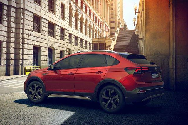Ra mắt Volkswagen Nivus - SUV Đức đấu Hyundai Kona, Honda HR-V  - Ảnh 2.