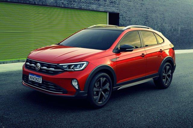 Ra mắt Volkswagen Nivus - SUV Đức đấu Hyundai Kona, Honda HR-V  - Ảnh 1.