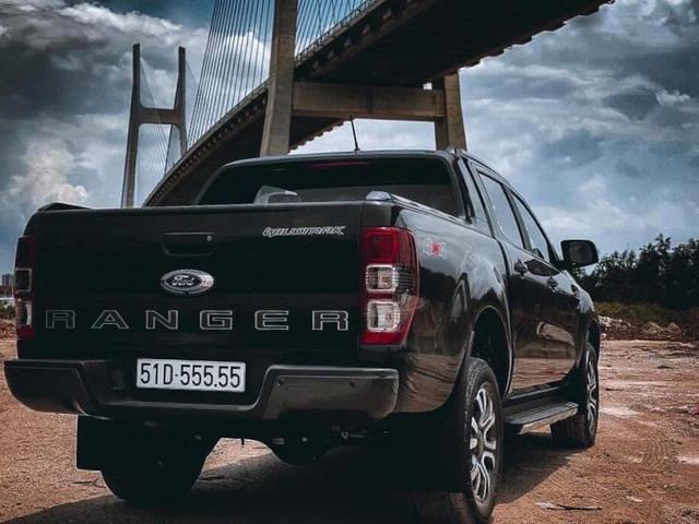 Chào bán hơn 3 tỷ đồng vì đeo biển ngũ quý 5, Ford Ranger ODO 100km vẫn miệt mài tìm chủ nhân mới - Ảnh 2.