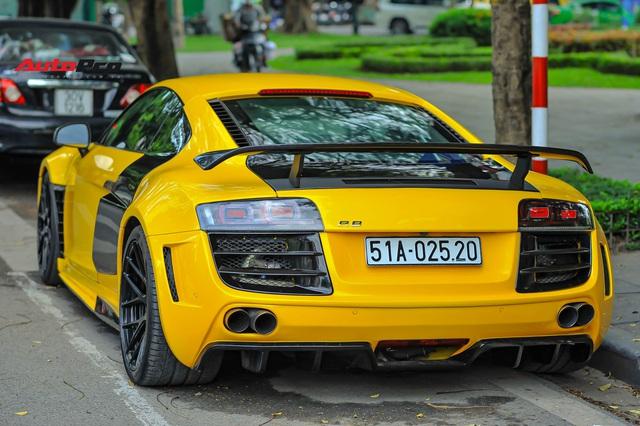 Audi R8 độ độc nhất Việt Nam sang tay cho đại gia Hà Nội - Ảnh 4.