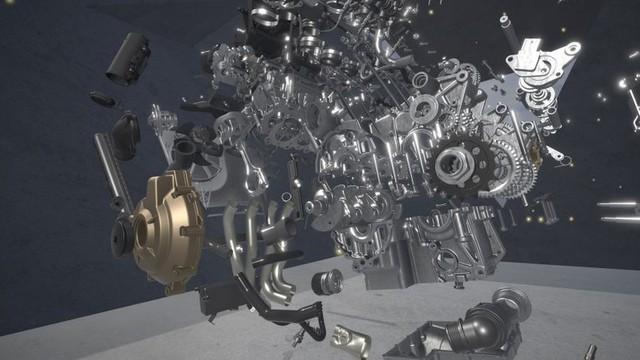 """Ảnh chi tiết cực phẩm"""" BMW S1000RR 2020 giá hơn 600 triệu đồng - Ảnh 10."""
