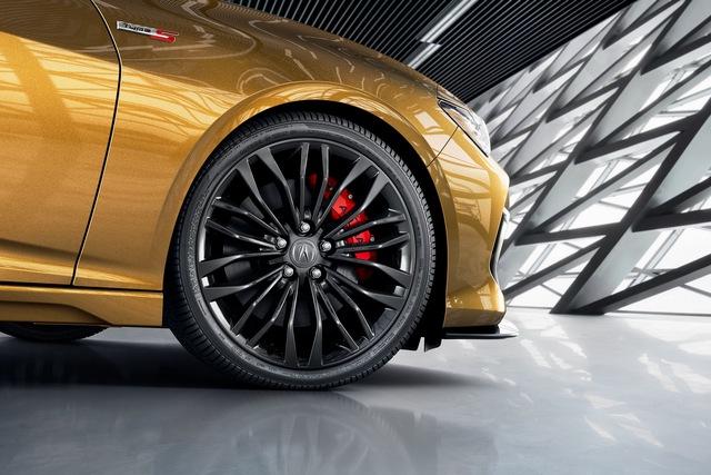 Ra mắt Acura TLX 2021 - Honda Accord hạng sang đấu Mercedes-Benz C-Class  - Ảnh 5.