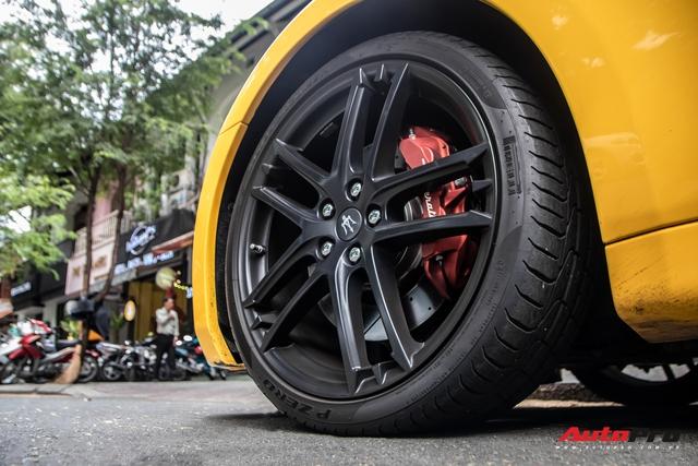 Đại gia Long An tậu Maserati GranTurismo MC Sport Line hàng hiếm siêu lướt tại Việt Nam - Ảnh 6.