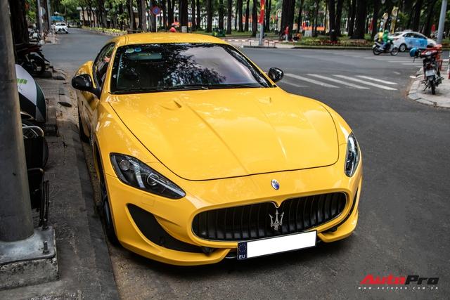 Đại gia Long An tậu Maserati GranTurismo MC Sport Line hàng hiếm siêu lướt tại Việt Nam - Ảnh 11.