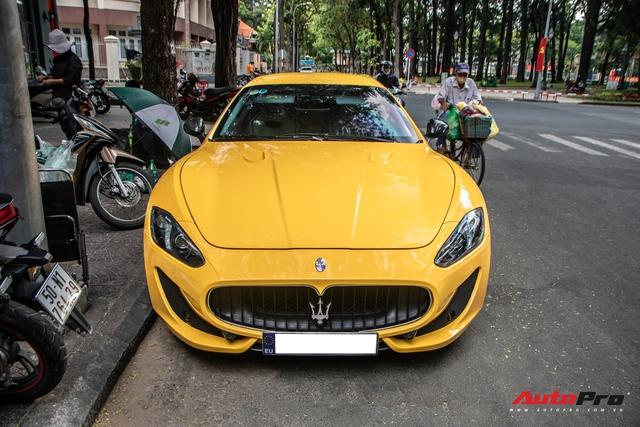 Đại gia Long An tậu Maserati GranTurismo MC Sport Line hàng hiếm siêu lướt tại Việt Nam - Ảnh 9.