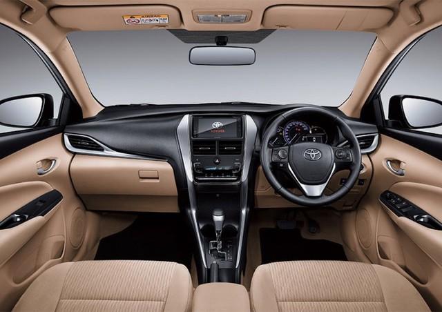Xem trước Toyota Vios 2021: Đẹp như Toyota Corolla Altis, dự kiến ra mắt cuối năm nay - Ảnh 2.