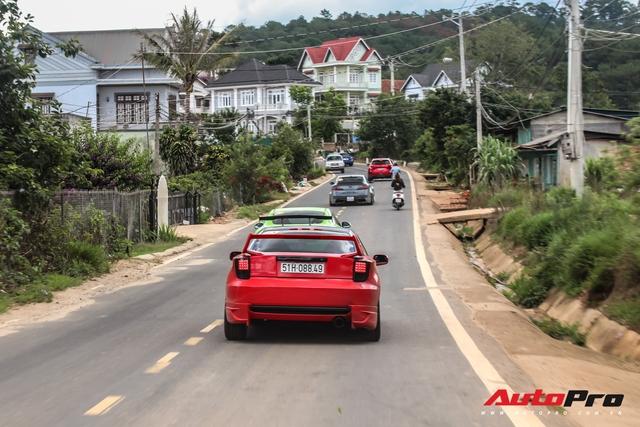 Dàn xe thể thao Nhật Bản náo động Đà Lạt, có chiếc còn hiếm hơn cả siêu xe ở Việt Nam - Ảnh 9.