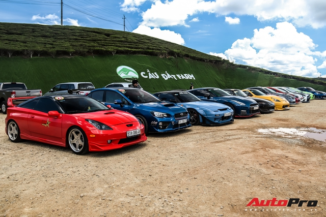 Dàn xe thể thao Nhật Bản náo động Đà Lạt, có chiếc còn hiếm hơn cả siêu xe ở Việt Nam - Ảnh 8.