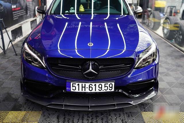 Mercedes-Benz C 250 độ phiên bản C 63 AMG bán lại giá chỉ ngang đàn em C 180 mới ra mắt - Ảnh 2.