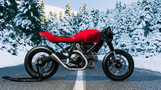 CC Racing Garage chiến thắng giải độ xe với Ducati Scrambler 1100 - Ảnh 4.