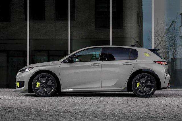 Honda Civic Type R cần dè chừng với đối thủ mới tới từ Peugeot này - Ảnh 1.