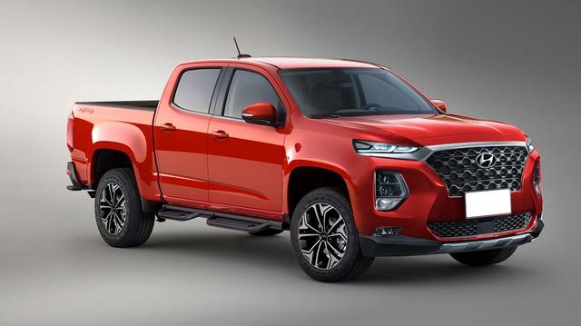 Mổ xẻ mọi thông tin rò rỉ của Hyundai Santa Cruz sắp ra mắt: Chung gầm Tucson, thiết kế hiện đại, 'khai mở' phân khúc bán tải đô thị