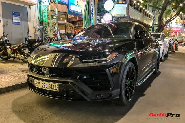 Đại gia Việt chơi trội, mang bộ tứ siêu xe và xe thể thao kịch độc ra đường dịp lễ - Ảnh 7.