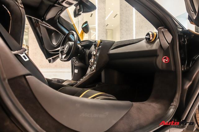 Diện kiến McLaren 720S Spider thứ 4 Việt Nam vừa về showroom khét tiếng sắp khai trương tại Sài Gòn: Một số chi tiết độc nhất vô nhị - Ảnh 9.