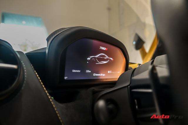 Diện kiến McLaren 720S Spider thứ 4 Việt Nam vừa về showroom khét tiếng sắp khai trương tại Sài Gòn: Một số chi tiết độc nhất vô nhị - Ảnh 10.