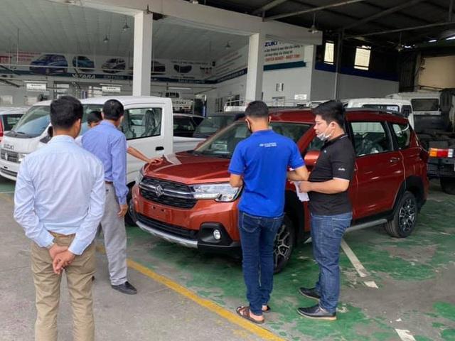 Ertiga thảm bại trước Xpander nhưng Suzuki XL7 đang đi trước Mitsubishi Xpander Cross vài bước tại Việt Nam - Ảnh 3.