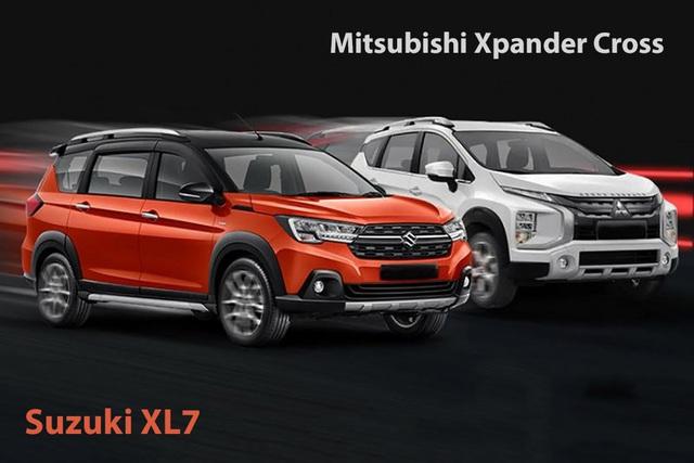 Ertiga thảm bại trước Xpander nhưng Suzuki XL7 đang đi trước Mitsubishi Xpander Cross vài bước tại Việt Nam - Ảnh 1.