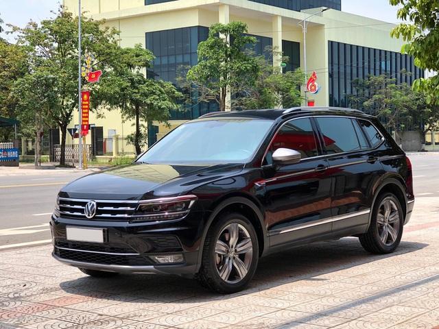 Volkswagen Việt Nam tiếp tục khuyến mại mạnh tay: Tặng hơn 200 triệu sau khi giảm hàng trăm triệu trước bạ - Ảnh 1.