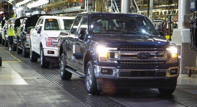 Người Mỹ vẫn mua bán tải ồ ạt, các đại lý rơi vào thế hết xe - Ảnh 2.