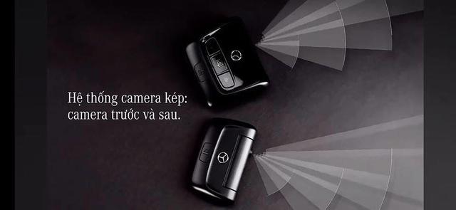 Xôn xao giá camera hành trình chính hãng Mercedes-Benz gần 27 triệu đồng tại Việt Nam - Ảnh 1.