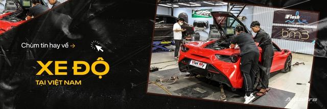Lamborghini Gallardo LP560-4 độ bodykit Squadra Corse độc nhất Việt Nam lột xác với ngoại thất bắt trend - Ảnh 11.