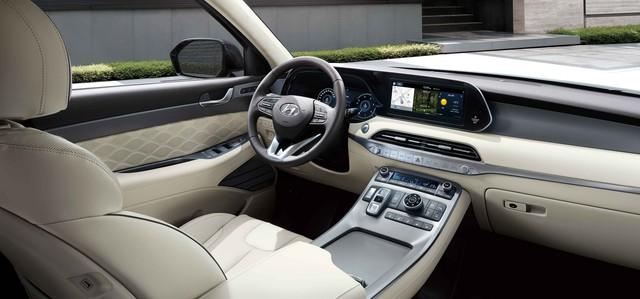 Hyundai Palisade thêm 2 bản cho khách VIP: Hàng sau học theo Maybach - Ảnh 2.