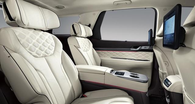 Hyundai Palisade thêm 2 bản cho khách VIP: Hàng sau học theo Maybach - Ảnh 5.