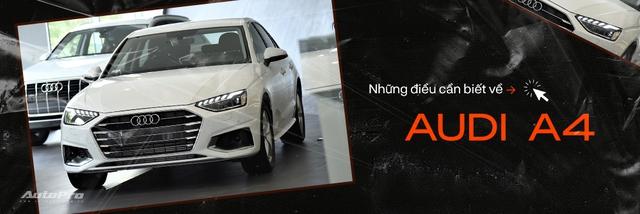 Audi A4 ra mắt phiên bản mới, đối đầu Mercedes C-Class đang làm mưa làm gió - Ảnh 8.