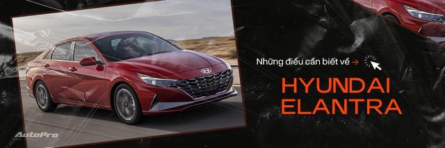 Đánh giá nhanh Hyundai Elantra 2021: Giữ nguyên trang bị thì thành siêu phẩm cạnh tranh vua doanh số Mazda3 tại Việt Nam - Ảnh 3.