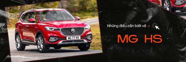 Bộ đôi MG HS và ZS cận kề ngày ra mắt Việt Nam, giá từ 600 triệu cạnh tranh Hyundai Kona và Tucson - Ảnh 6.