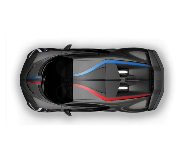 Bugatti khoe khả năng tùy biến siêu xe theo ý người dùng: Vân tay con chủ xe hay nội thất đồng màu đôi giày đều được chấp nhận - Ảnh 2.
