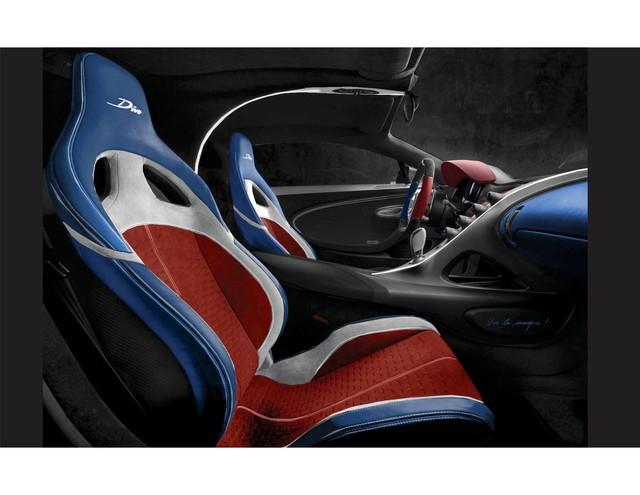 Bugatti khoe khả năng tùy biến siêu xe theo ý người dùng: Vân tay con chủ xe hay nội thất đồng màu đôi giày đều được chấp nhận - Ảnh 3.