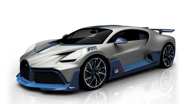 Bugatti khoe khả năng tùy biến siêu xe theo ý người dùng: Vân tay con chủ xe hay nội thất đồng màu đôi giày đều được chấp nhận