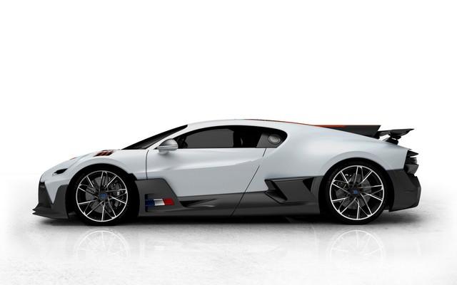 Bugatti khoe khả năng tùy biến siêu xe theo ý người dùng: Vân tay con chủ xe hay nội thất đồng màu đôi giày đều được chấp nhận - Ảnh 6.